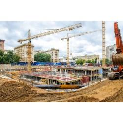 Требования предъявляемые к строительным площадкам.